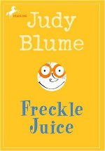 Reading Comprehension Lessons and Book Club for Freckle Juice
