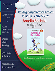 Amelia Bedelia Lesson Plans and Activities