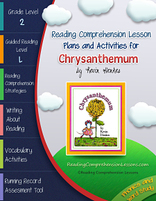 Chrysanthemum Lesson Plans and Activities