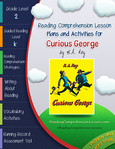 Curious George Lesson Plans and Activities