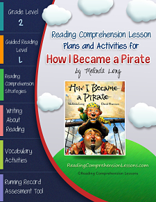 How I Became a Pirate Lesson Plans and Activities