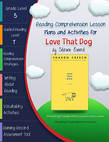 Love That Dog Lesson Plans and Activities