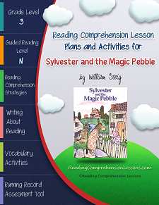 Sylvester and the Magic Pebble Lesson Plans and Activities