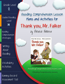 Thank You, Mr. Falker Lesson Plans and Activities