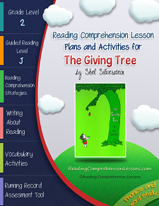The Giving Tree Lesson Plans and Activities