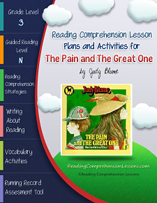 The Pain and the Great One Lesson Plans and Activities