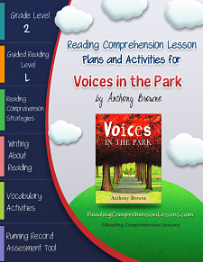 Voices in the Park Lesson Plans and Activities