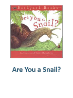 Are You a Snail Lesson Plans