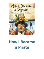 How I Became a Pirate Lesson Plans