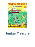 Sunken Treasure Lesson Plans
