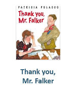 Thank you, Mr. Falker Lesson Plans