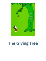 The Giving Tree Lesson Plans