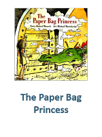 Paper Bag Princess Lesson Plans