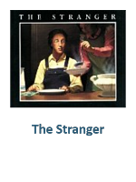 The Stranger Lesson Plans