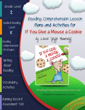 If You Give a Mouse a Cookie Lesson Plans and Activities