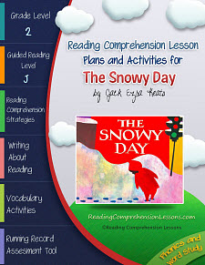 The Snowy Day Lesson Plans and Activities