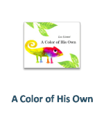 A Color of His Own Lesson Plans