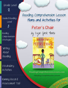 Peter's Chair Lesson Plans and Activities