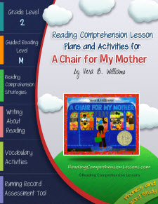 A Chair for My Mother Lesson Plans and Activities