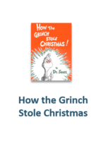 How the Grinch Stole Christmas Lesson Plans