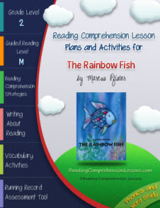 The Rainbow Fish Lesson Plans and Activities