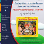 Miss Smith's Incredible Storybook Lesson Plans