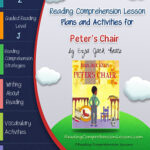 Peter's Chair Lesson Plans