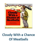 Cloudy With a Chance Lesson Plans