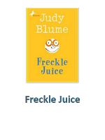 Freckle Juice Lesson Plans