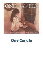 One Candle Lesson Plans