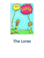 Lorax Lesson Plans