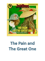 Pain and The Great One Lesson Plans
