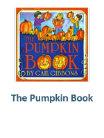 Pumpkin Book Lesson Plans