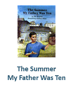 Summer My Father Was Ten Lesson Plans