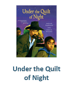 Under the Quilt of Night Lesson Plans
