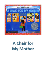 A Chair for My Mother Lesson Plans