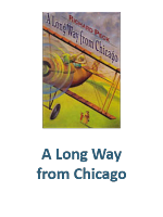 A Long Way from Chicago Lesson Plans