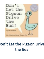 Don\'t Let the Pigeon Drive the Bus Lesson Plans