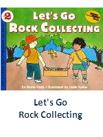 Let\'s Go Rock Collecting Lesson Plans