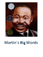 Martin\'s Big Words Lesson Plans